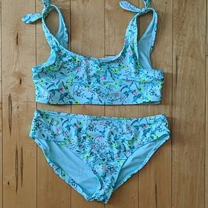 Old Navy 2 PC swimsuit